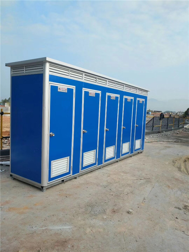 广州五连体移动厕所