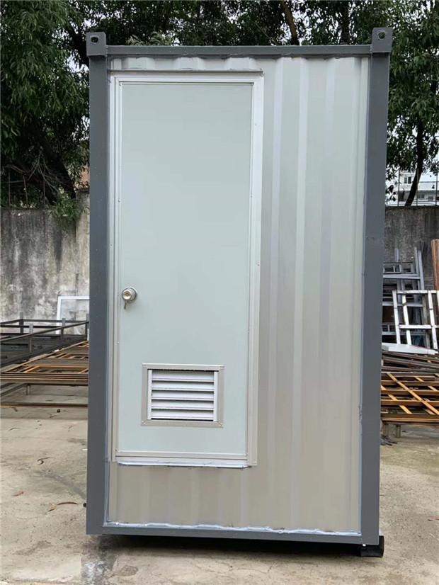 惠州集装箱移动厕所