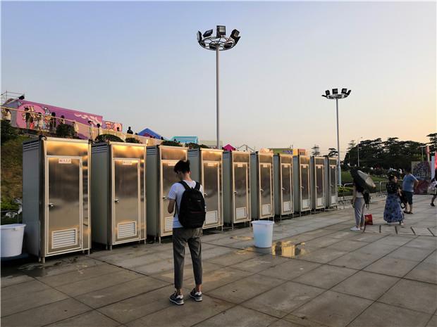 惠州移动卫生间出租厂家
