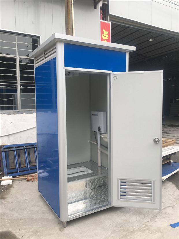 不锈钢单体移动厕所出租
