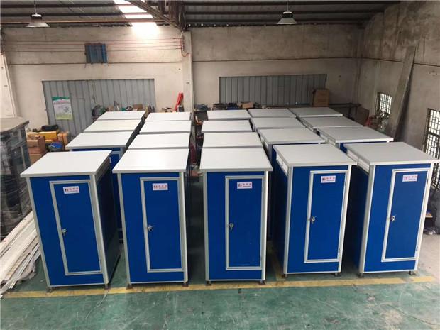 惠州彩钢单体移动厕所