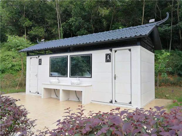 韶关定制型公厕