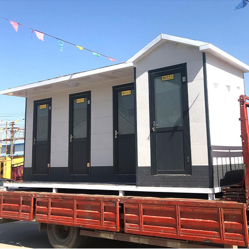 惠州移动卫生间,移动卫生间的科技功能表现在那些方面