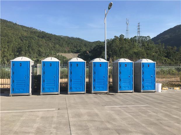 吸塑单体移动厕所租赁
